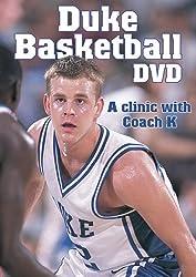 Duke Basketball: A Clinic with Coach K [DVD]