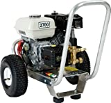 Pressure Pro E3027HG Heavy Duty Professional 2,700 PSI 3.0 GPM Honda Gas Powered Pressure Washer With General Pump For Sale
