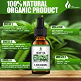 (1,000,000mg) 3 Pack Organic Hemp Oil Extract