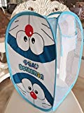 CJB Cute Doraemon Foldable Pop Up Hamper Laundry Bag (US Seller)