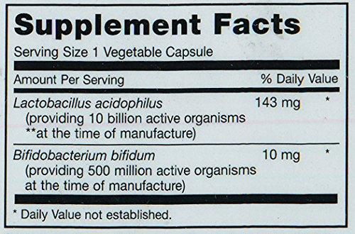 Maxi Health HI-PO Dophilus High Potency Acidophilus Probiotics, 120 Count by Maxi Health (Image #1)
