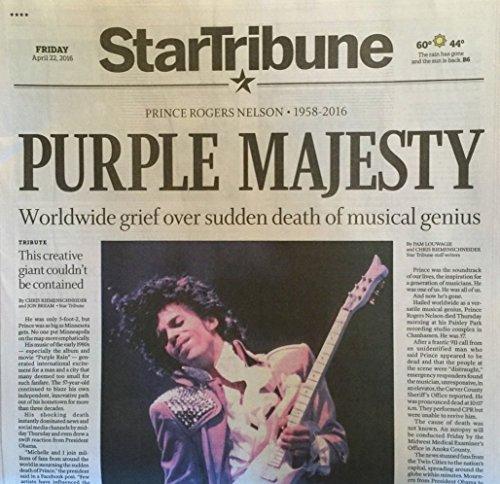 prince-rogers-nelson-rock-star-death-minneapolis-minnesota-newspaper-new-cond