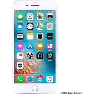 Apple iPhone 8 Plus, 256GB, Silver - Fully Unlocked (Renewed)