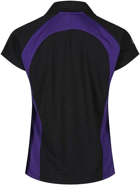 School Uniform 365 - Polo - para niña Negro y Morado X-Large ...