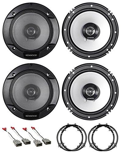 Amazon Com Kenwood 6 5 Factory Doorpanel Speaker Replacement For