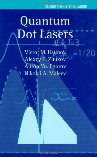Quantum Dot Lasers (Series on Semiconductor Science and Technology)