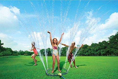 - Prime Time Toys Wet N' Wild Kids Hydro Hoop Sprinkler Ring
