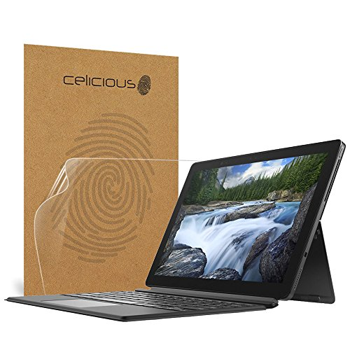 Celicious Impact Anti-Shock Shatterproof Screen Protector Film Compatible with Dell Latitude 12 5290 (Touch)