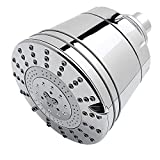 Sprite Showers AE7-CM-R Pure 7-Setting All-in-One Filtered Shower Head, Single Unit, Chrome