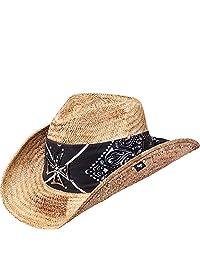 Peter Grimm Ltd Unisex Hollis Panama Straw Hat - Pgd5099-Brn-O