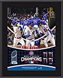 """Kris Bryant Chicago Cubs 2016 MLB World Series Champions 10.5"""" x 13"""" Sublimated Plaque - Fanatics Authentic Certified"""