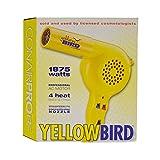 Conair Yb075w 1875w Yellow Bird Hair Dryer