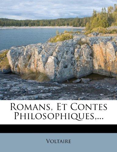Romans, Et Contes Philosophiques,...  (Tapa Blanda)