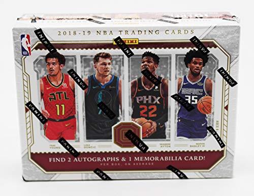2018-19 Panini Cornerstones NBA Basketball Factory Sealed Hobby - Cards Panini Sports