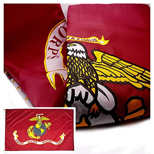 The 10 Best Flags 3x5 Marine Corps For 2019 Hugf Com