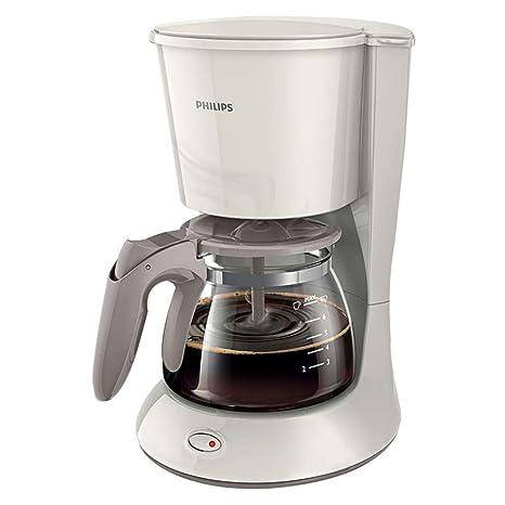 LYXPUZI Máquina de café Americana: cafetera de Goteo pequeña y automática de Tipo Negro/