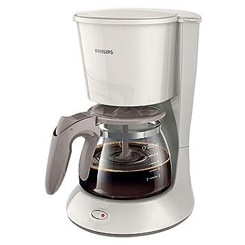 LYXPUZI Máquina de café Americana: cafetera de Goteo pequeña y automática de Tipo Negro/Blanco/Rosa (Color : Blanco): Amazon.es: Hogar