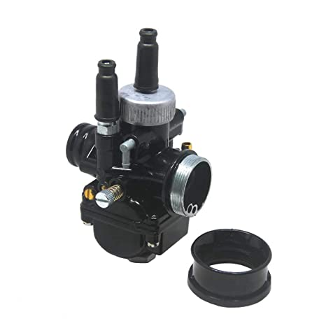 Amazon com: Black Racing PHBG Carburetor 17mm 19mm 21mm for