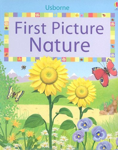 Download First Picture Nature (First Picture Board Books) pdf