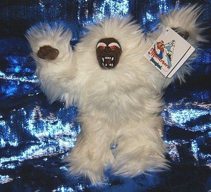 "Matterhorn Abominable Snowman 8"" Plush Beanie"