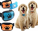 Classic 681-SP (ELECTRONIC) No Bark Dog Collar ( Small Dogs 8lbs to 80lbs) Bark Training Solution. Best Anti Bark Collar (New Arrival 2018) 100% Lifetime Product Warranty