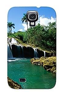 Durable El Nicho Fallsierra De Trinidad Cuba Back Case/cover For Galaxy S4