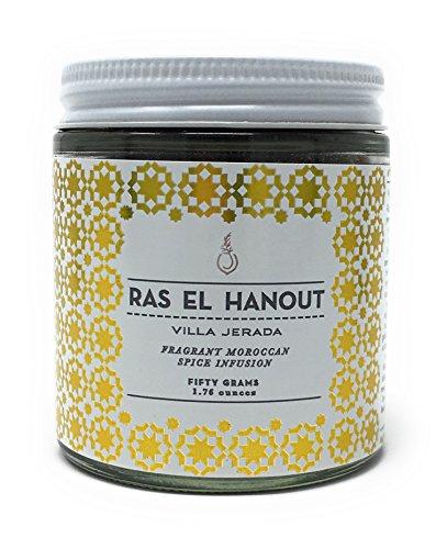 - Ras El Hanout - Organic Moroccan Spice Mix by Villa Jerada (1.76 oz / 50g)