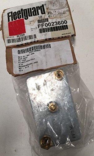 Fleet guard Fluid Filter Element FF236 from Fleetguard Inc.