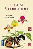 Le Chat à l'orchidée