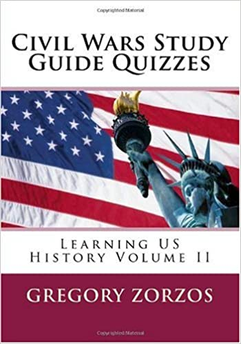 Book Civil Wars Study Guide Quizzes: Learning US History Volume II