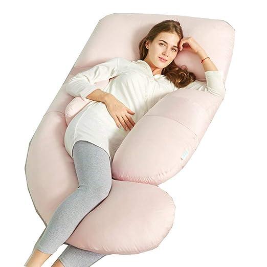 Speedmar Almohada de Cuerpo Completo para Embarazadas y ...