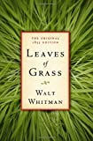 Leaves of Grass, Walt Whitman, 1449505716