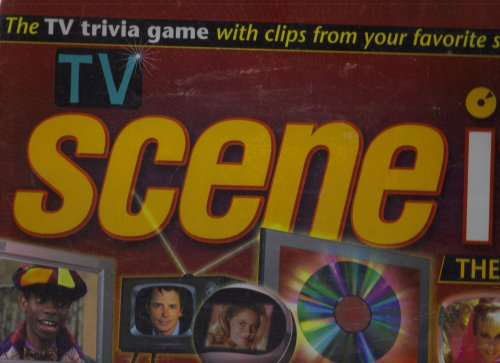 TV SCENE IT? The DVD game of the year - Dvd Tv Game Shopping Results