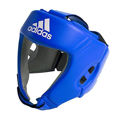 Adidas AIBA Head Gear Blue - Amateur Headgear Boxing