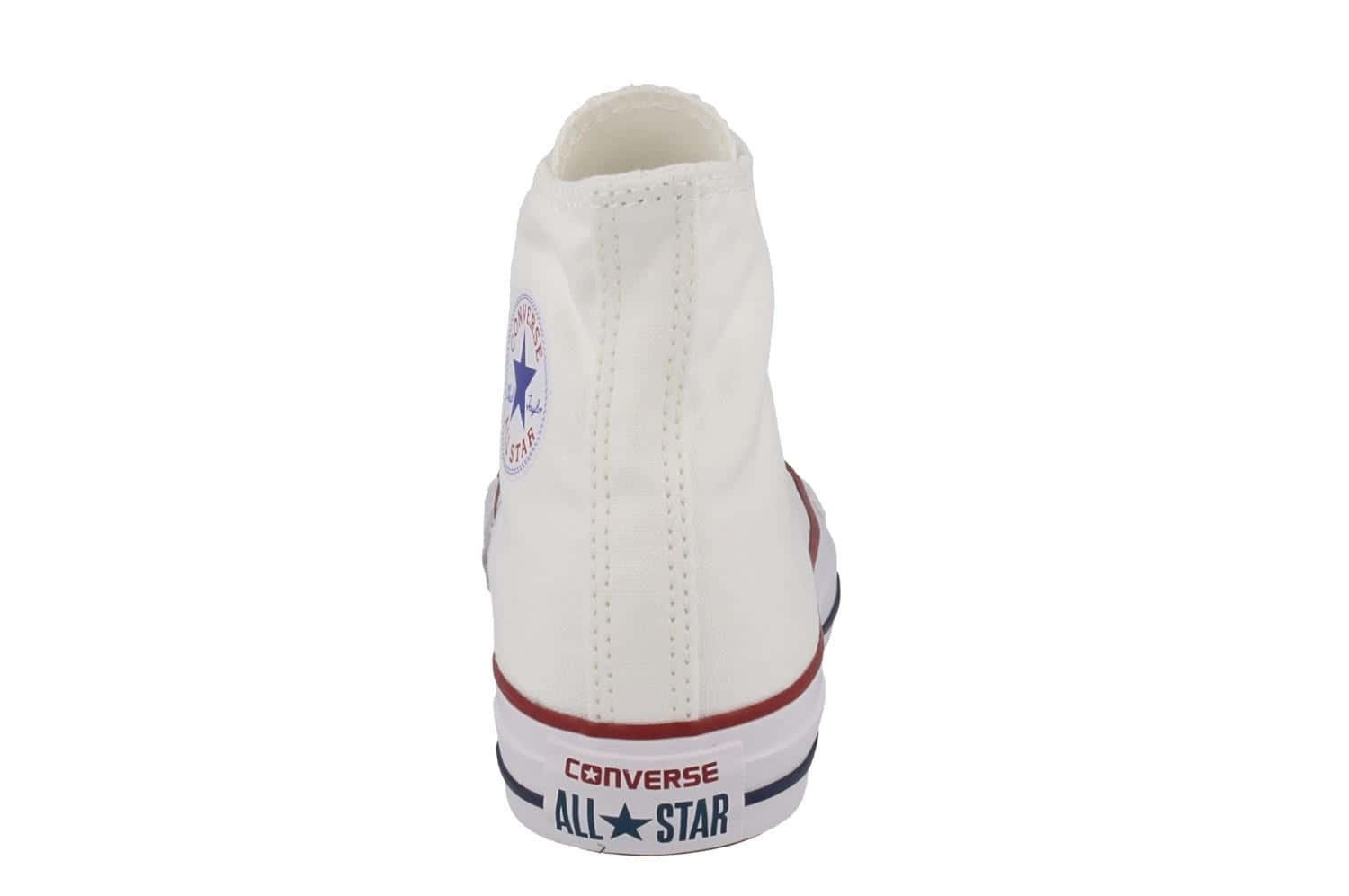 Converse Unisex Chuck Taylor All Star Hi Oxfords Optical White 6.5 D(M) US by Converse (Image #8)