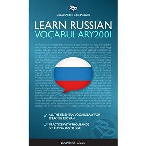 Learn Russian - Word Power 2001 Audiobook