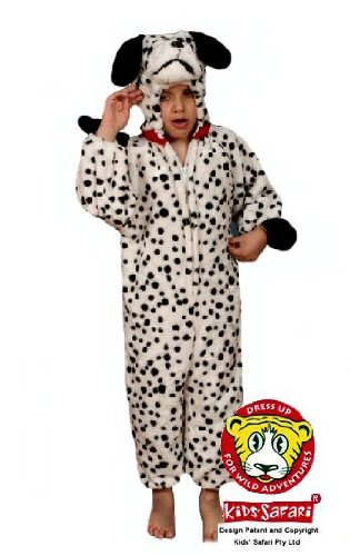 Safari Plush Costume FB-DALM-M Dalmation- Medium