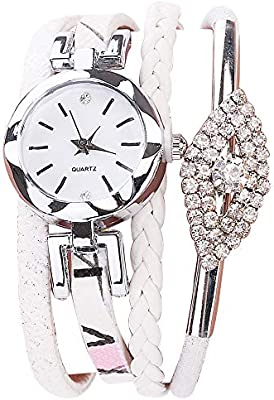 Relojes Mujer Elegante, ❤ Zolimx Mujeres de la Moda de Cuarzo Analógico Reloj de Pulsera Damas Relojes