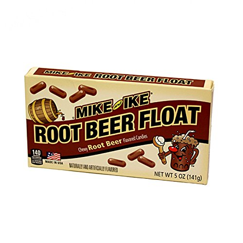 Mike and Ike Root Beer Float 5oz Candy