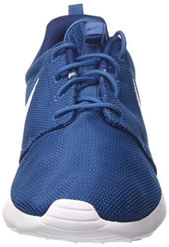 Industrial White s Roshe Men White One Blue Coastal Blue Running Blue Shoes NIKE Cgq0zw