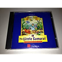 Magic Tales Vol. 1: Grandpa Mouse Presents The Little Samurai: A Japanese Folk Tale (PC/MAC Jewel Case)