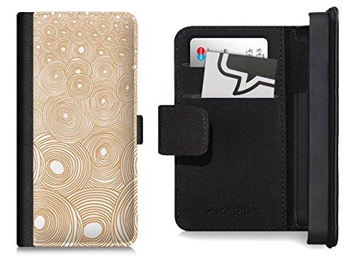 Design Flip Case für das iPhone 6 Plus - ''Kreise'' von caseable