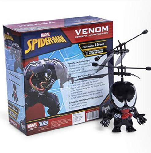 Venom Levitating Super Hero Flying Heli Ball