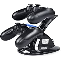 EIGBIT PS4 Controller Charger, Dual Shock 4 Controller...
