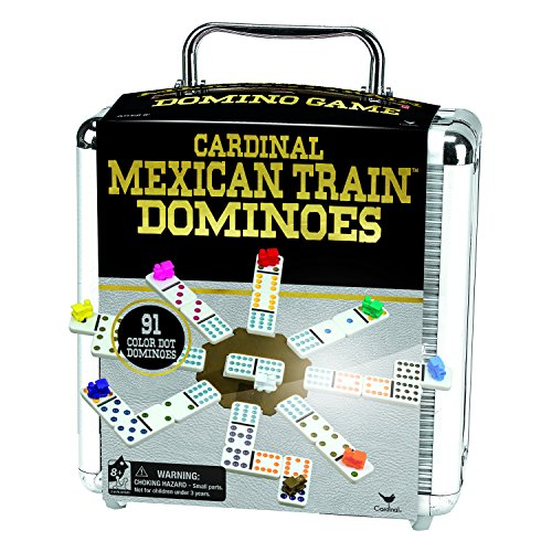 How to Play Mexican Train Dominoes