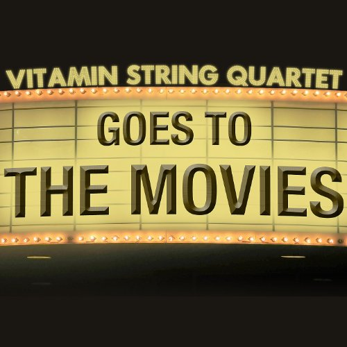 Vitamin String Quartet Performs Music From Star Wars By