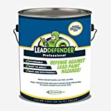 ECOBOND Lead Defender Pro 1-Gal Lead Based Paint Treatment and Sealant-All Orders Receive Our Lead Paint Treatment Industry Awareness Webclass and Multi-media Mixing and Application Tutorial