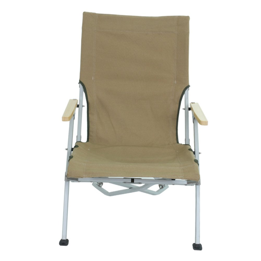 Folding Camp Chair,Lightweight Outdoor Folding Chairs Leisure Portable Multifunction Fishing Chair Aluminum Alloy Beach