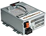 Powermax PMBC-100ADJ 12-16 Volt Adjustable 100 Amp Converter Charger With Cables And 3 Stage Automatic Smart Charger