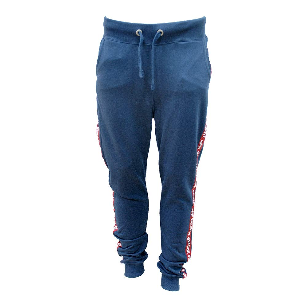 Alpha Industries Sweatpants RBF Tape New Navy